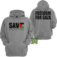Hoodie Save Palestine Freedom For Gaza - Noval Clothing