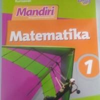 buku erlangga mandiri matematika kelas 7 smp 2013 kurtilas