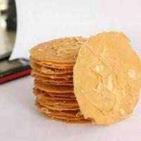 Jual Almond Crispy Cheese Homemade (Aslii Enak Bgt & Higienis !!!). Murah