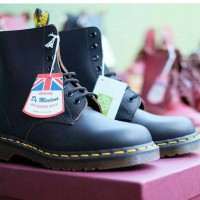 Dr martens 1460 vintage black, made in england