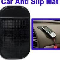 Jual Dashmat Hitam Anti Slip Sticky Pad HP GPS Untuk Dashboard Mobil Murah
