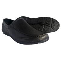 Jual ATT AB352 Sepatu Pantofel Anti Air Bahan Karet Lentur Pantofel Formal Murah