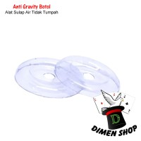 Anti Gravity Botol | Aqua | Alat Sulap | Sulap Tutup Botol |Dimen Shop