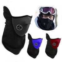 Motorcycle Ski Half Face Mask / Masker Motor / Filter udara