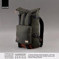 Jual Rayleigh Harrier Olive Free Raincover Tas Carrier Backpack Hiking Ori Murah