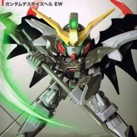 Gundam Deathscythe Hell EW | SD Ex-Standard | Model Kit
