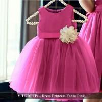 jual gaun pesta anak murah-dress anak-VH77DPFPz - Dress Princess Fanta