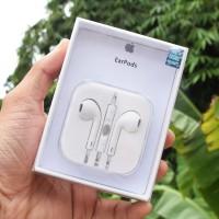 Earpods IPhone 5 & 6 OEM with Segel IBOX dan Ori 100 Persen -Headset