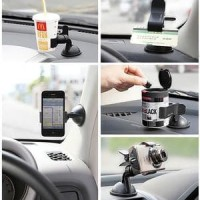 Jual Lazypod Car Phone Holder Universal (lazyphone lazy pod clip) Murah