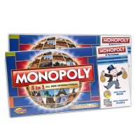 Jual Mainan Monopoli 5 In 1 Play (Monopoli catur halma Ludo Ular Tangga) Murah