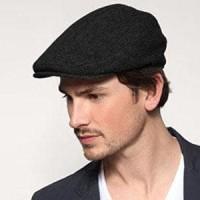 Topi Flat Caps Maher Zain Style Tompi Style/Bahan Nyaman/Harga Murah