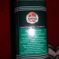 CUCI GUDANG Minyak zaitun sasso 175 ml - olio di oliva ( impor dari it