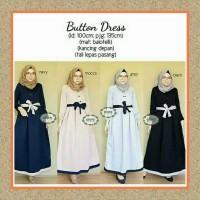 Tunik/baju Wanita/sabrina/baju Atasan/button Dress