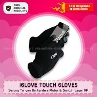 Jual iGlove Touch Gloves | Sarung Tangan iGlove Touchscreen | Black Murah
