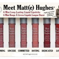 Jual Meet matte hughes The balm liquid lipstick isi 6 Murah