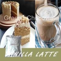 Jual VANILLA LATTE powder drink/bubuk minuman rasa Murah
