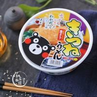 [Premium] Itsuki Kitsune Udon Cup [166 Gram] (Udon Dengan Tahu Goreng)