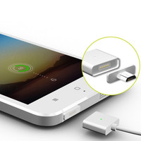 Jual Cas Magnet Charger Magnetic Micro USB Quick Charging Cable Smartphone Murah