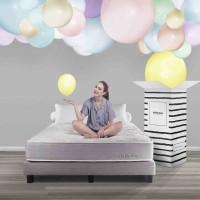 Spring Bed Berkualitas packing box ongkir murah