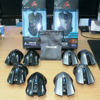mouse Gaming Rexus RX110 mouse wireless RX110