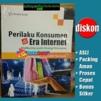 Perilaku Konsumen di Era Internet - Tatik Suryani