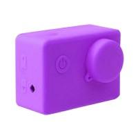 Brica B-PRO Alpha Edition (AE2) Silicone Case & Lens Cap - Ungu