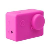 Brica B-PRO Alpha Edition (AE2) Silicone Case & Lens Cap - Pink