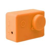 Brica B-PRO Alpha Edition (AE2) Silicone Case & Lens Cap - Orange