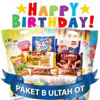 harga Paket Ulang Tahun Ot Store B (8 Pcs)  - Makanan Dan Minuman Tokopedia.com