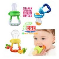 Joyfull Empeng Dot Buah Bayi Baby Pacifier Fruit Food Nipple Promo