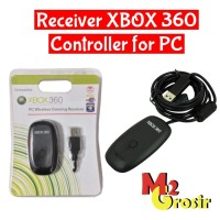 harga Pc Wireless Gaming Receiver Xbox 360 Tokopedia.com