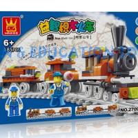 Bricks Wange Train 27091N