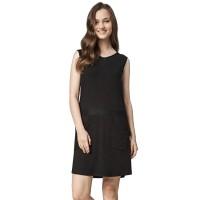 Minimal Fenna Mesh Dress Jet Black (mnm0712-40067510012)