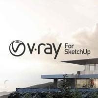 Vray v3.40.02 for SketchUp 2017 Full