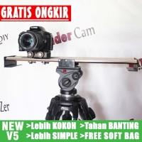 Camera Slider Cam Kamera 50cm Single Tripod ARTechno DIY