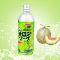 Sangaria Ramune Bottle Melon 500 ml
