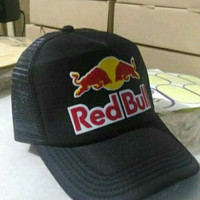 harga Topi Trucker Red Bull Xr7 -premium Product Tre Tokopedia.com
