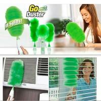Go Duster Electric Cleaner Kemoceng Pembersih Debu Elektrik otomatis