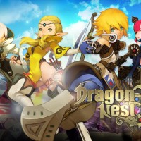 DVD Game Free to Play Dragon Nest Server SEA Last Update