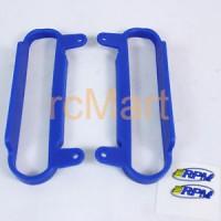 RPM Nerf Bars BLUE For Traxxas Slash 4x4 2WD 1:10 RC Car Truck Off Roa