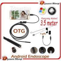 Android Camera Endoscope 3.5 Meter Otg Micro Usb Waterproof Borescope