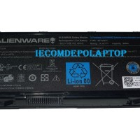 jual battrai Battery Dell Alienware M17x R3 DELL Alienwar M17x-R4 BTYV