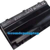 Battery Baterai Asus ROG G75VW G75VX A42-G75 G75 G75V G75VM ORIGINAL