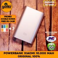 Jual [HOT] Powerbank Xiaomi 10000 mAh ORIGINAL ! / Mi Power bank Murah