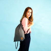 (ABU TUA) Tas Serut String Bag Drawstring Bag
