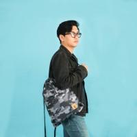 (ARMY TUA) Tas Serut String Bag Drawstring Bag