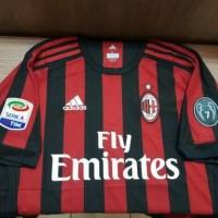 Jersey AC Milan Home 2017/2018