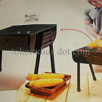 Jual Pemanggang Portabel Maspion Multi square grill pan 50 panggangan bara Murah