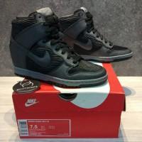 Nike Womens Dunk Sky Hi - Black (528899 015)