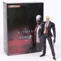 Play Arts Kai Hitman Absolution Agent 47 | PAK Hitman Agent 47
